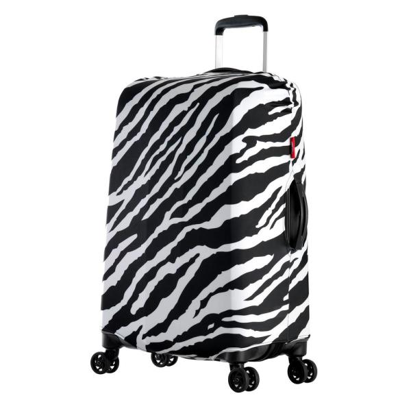 Spandex Luggage Cover (M) Fits 23 in. to 26 in.