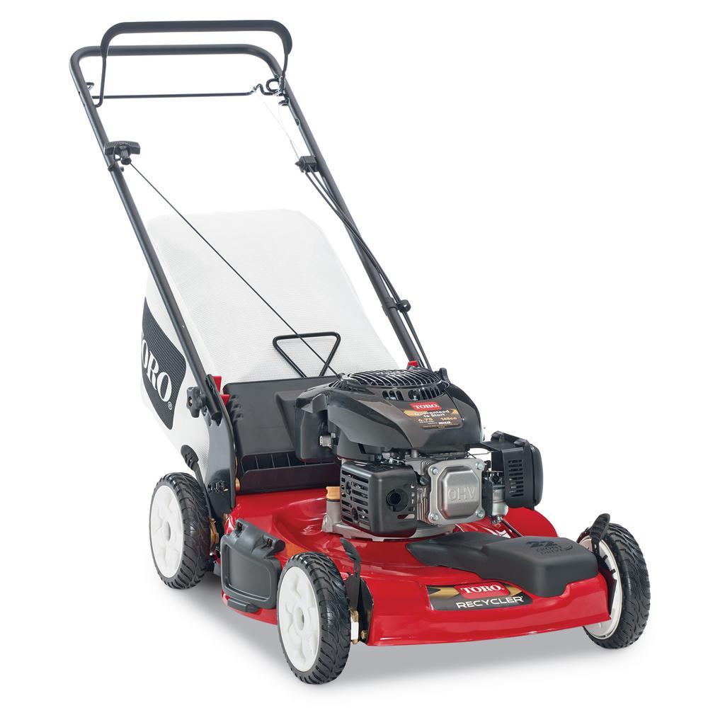 how to change oil in yard machine push mower