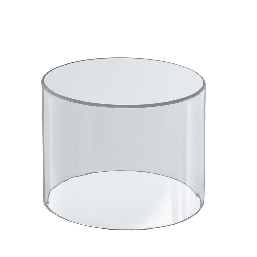8 in. D x 8 in. H Acrylic Cylinder Display