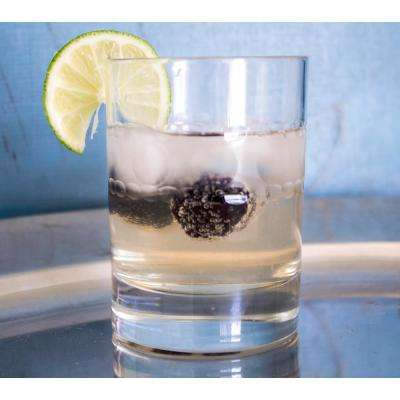 Gatsby 10.5 oz. Clear Double Old-Fashioned (Set of 4)