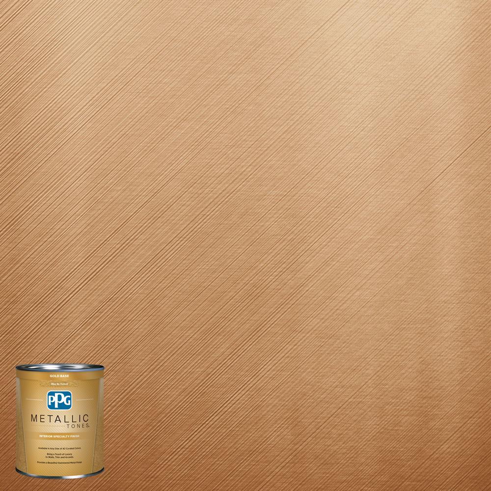 1-qt. MTL139 Copper Kiss Metallic Interior Specialty Finish Paint