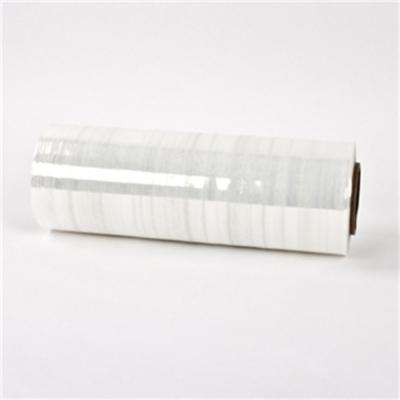 28-Gauge 15 in. x 2000 ft. Clear Cast Stretch Wrap