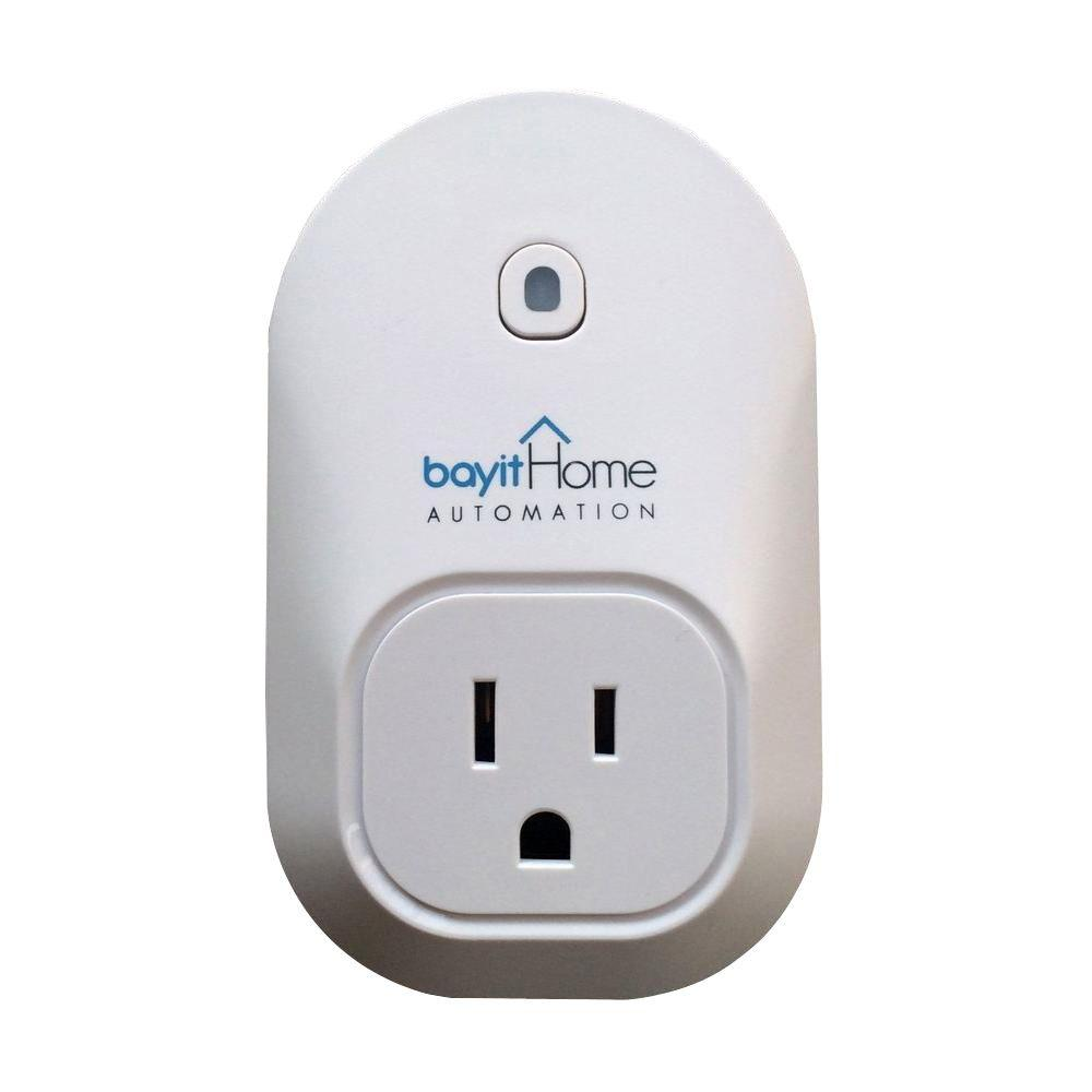 Bayit Home Automation On/Off Switch Wi-Fi Socket