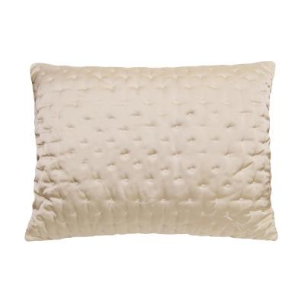 Almond Blossom Ivory Polyester Standard Sham