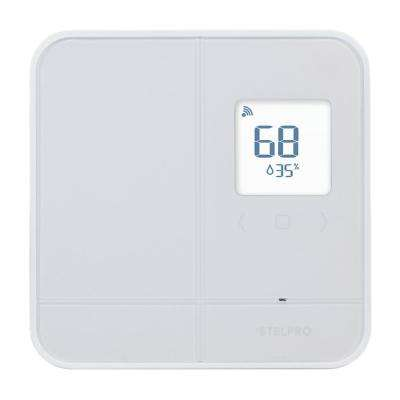MAESTRO Programmable Smart Thermostat for Electric Baseboard in White