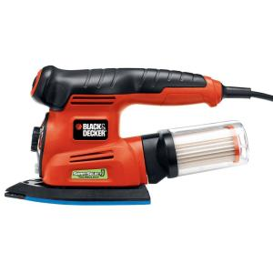 Click here to buy Black & Decker Smart Select Multi-Sander Kit by BLACK+DECKER.
