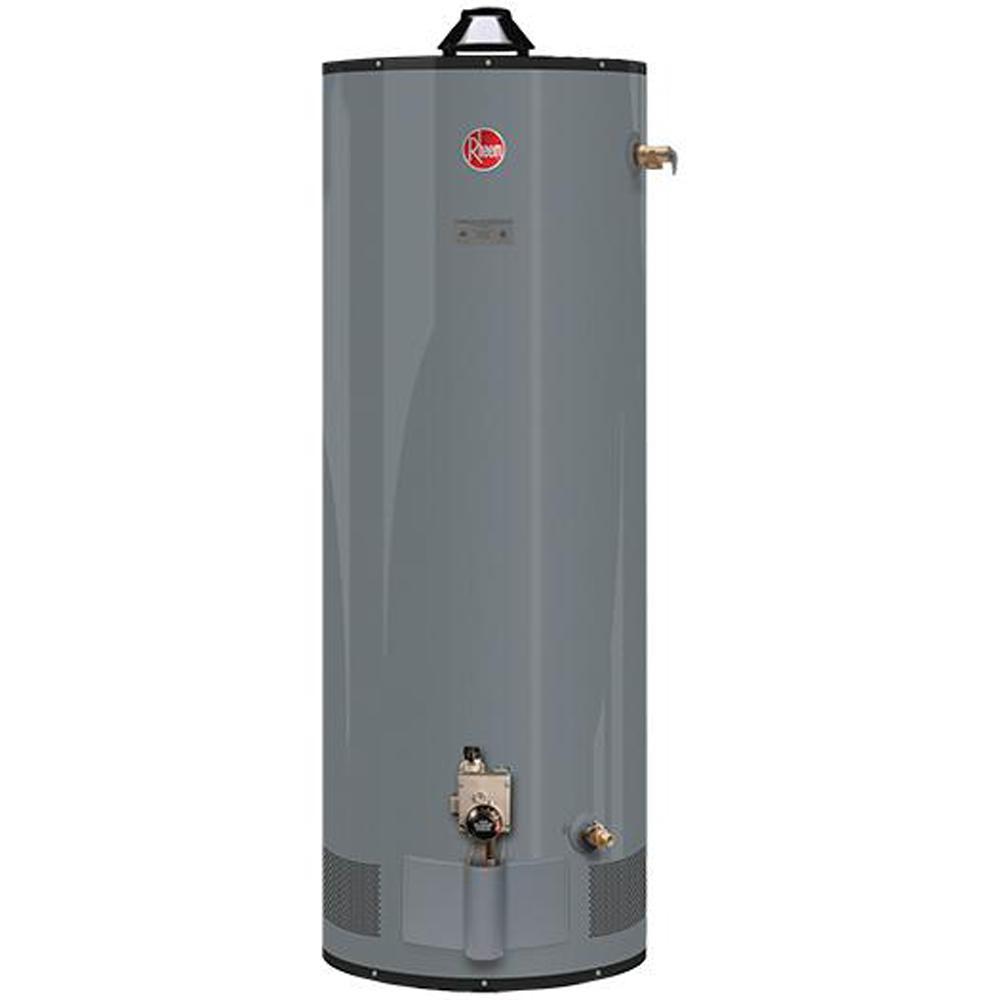 Medium Duty 50 Gal. 60K BTU Low NOx (LN) Commercial Natural Gas Tank Water Heater