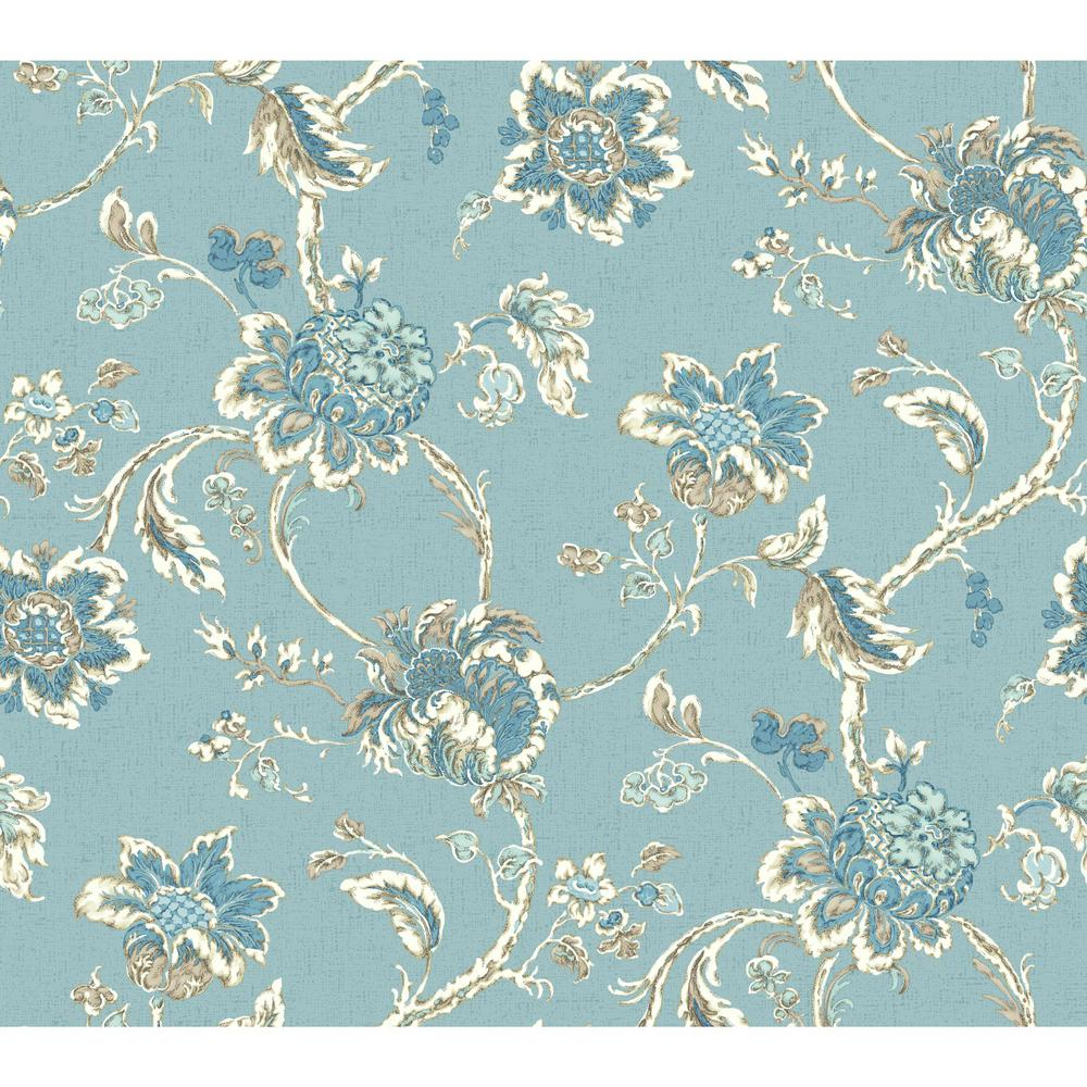 York Wallcoverings Waverly Classics Ii Arbor Imagery Removable