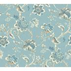 York Wallcoverings Waverly Classics II Arbor Imagery Removable Wallpaper