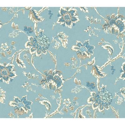 Waverly Classics II Arbor Imagery Removable Wallpaper