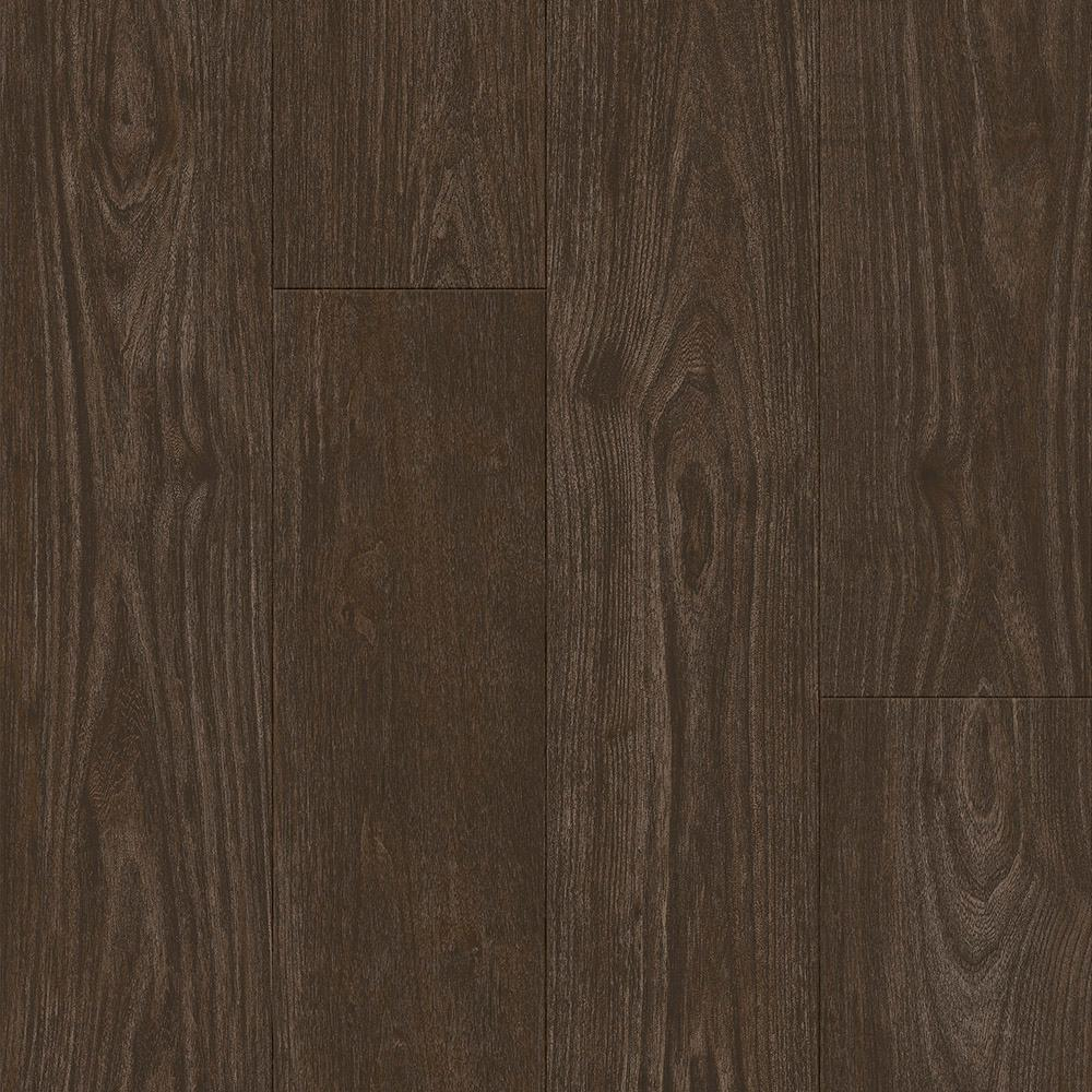 Armstrong American Home Walnut Umber 6.5 in. x 48 in. Dry Back Luxury Vinyl Plank (34.66 sq. ft. / case)