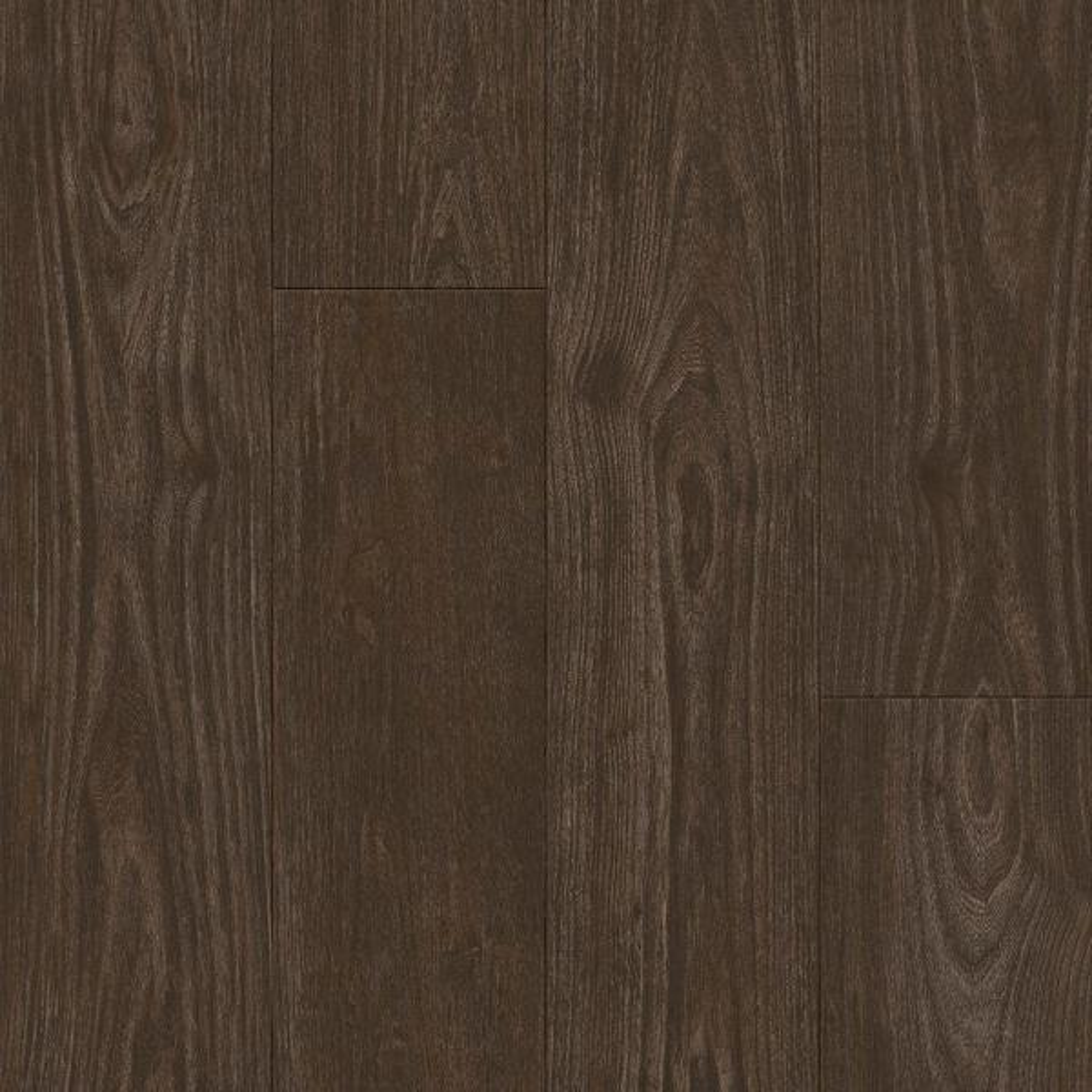 American Home Walnut Umber 6.5 in. x 48 in. Glue Down Luxury Vinyl Plank (34.66 sq. ft. / case)