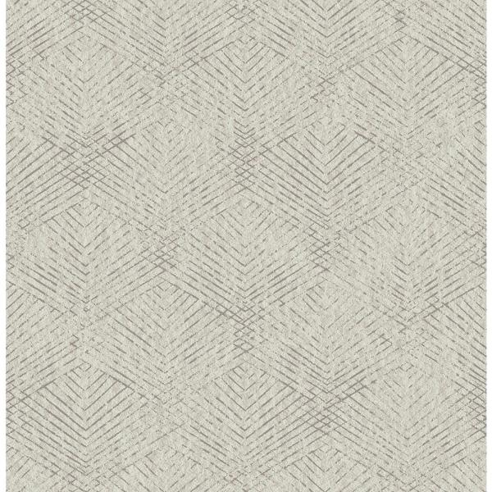 Brewster Fans Grey Texture Wallpaper 2662-001964