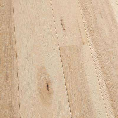 Take Home Sample - Hickory Crescent Tongue and Groove Engineered Hardwood Flooring - 5 in. x 7 in.