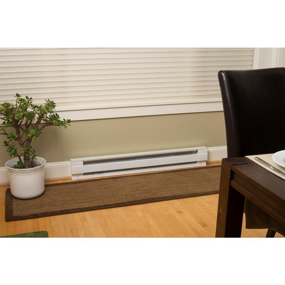 Baseboard Heater Wiring Color Code