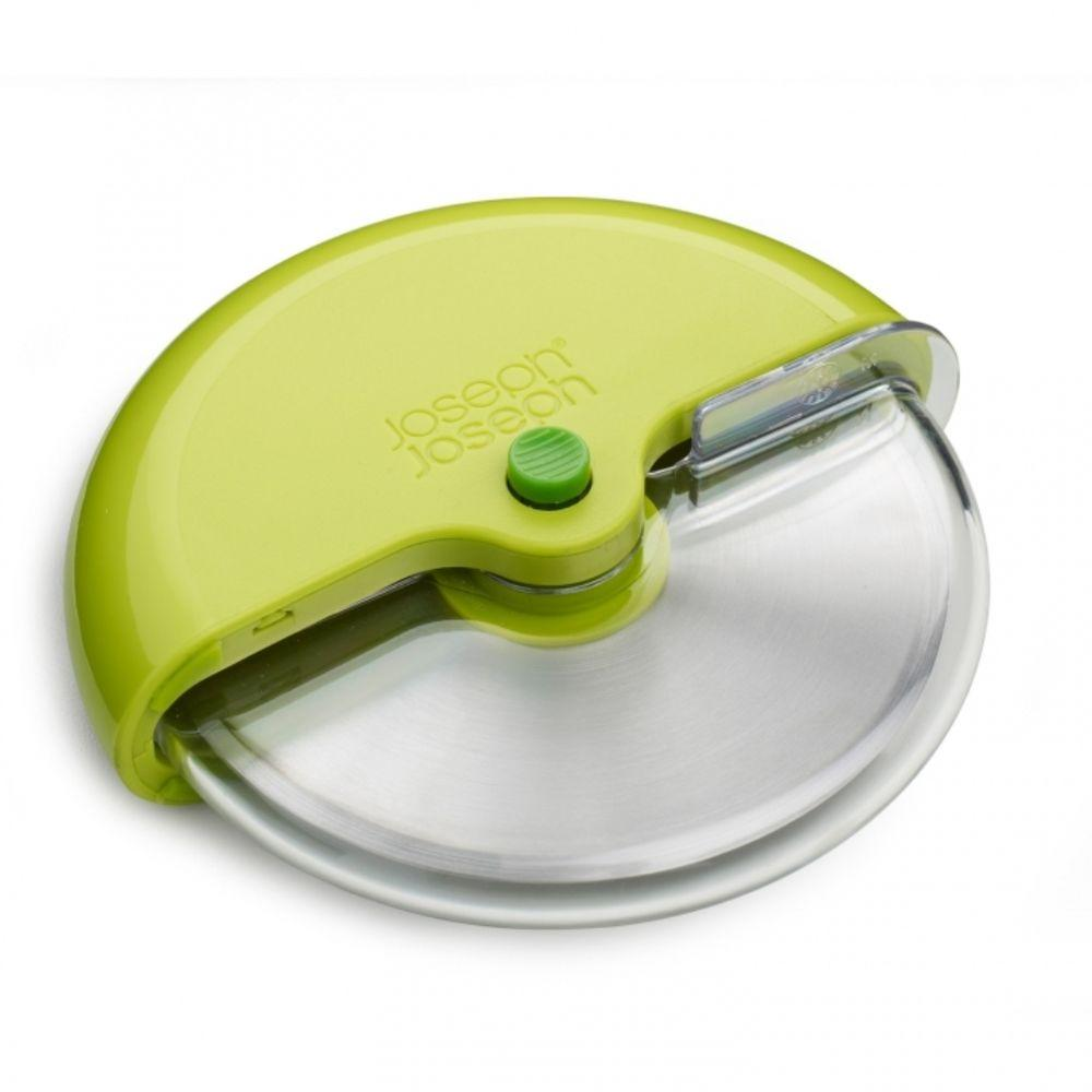 Joseph Joseph Scoot Pizza Wheel Green
