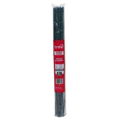4 ft. Packaged Bamboo Stakes