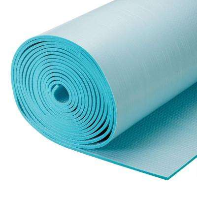 Prime Comfort 1/2 in. Thick Premium Carpet Pad with Double Sided Moisture Barrier with Teflon Surface Protector