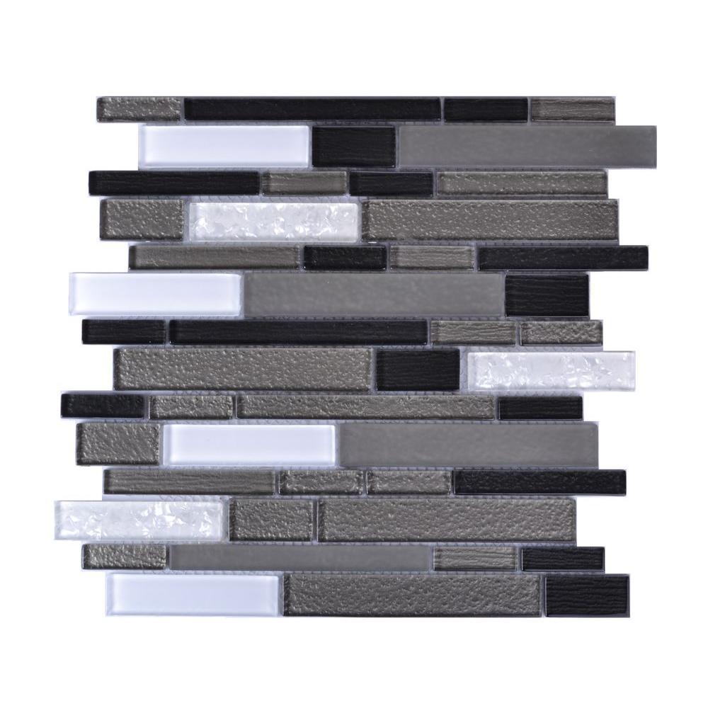 Upscale Designs 12 in. x 13 in. x 6 mm Glass