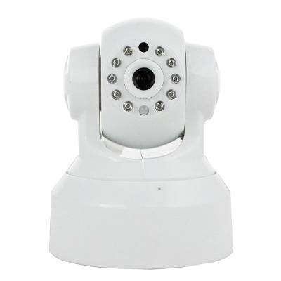 Wired IP Indoor Pan and Tilt HD Standard Surveillance Camera for Net Connected Home Security Alarm and Automation System