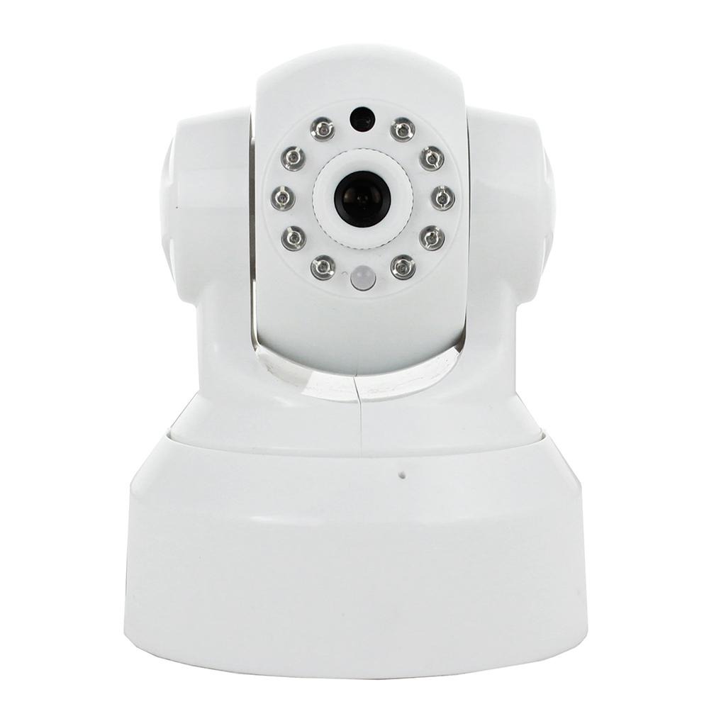 SkyLink Wired IP Indoor Pan and Tilt HD Standard Surveillance Camera ...