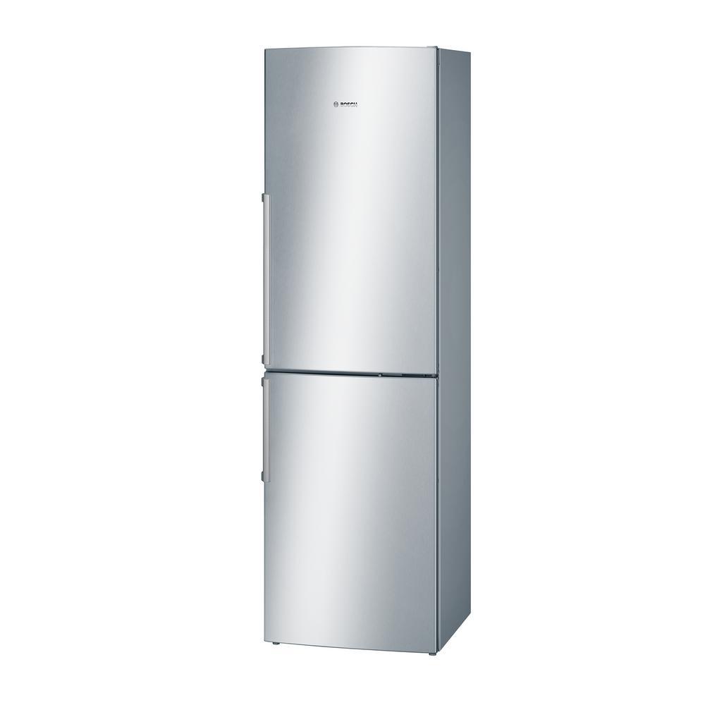 bosch frost free fridge freezer ice build up