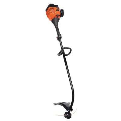 17 in. 25 cc 2-Cycle Curved Shaft Gas Trimmer