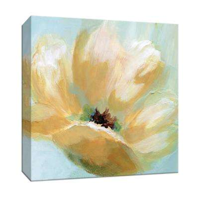 15 in. x 15 in. ''Soft Sunday I'' By PTM Images Canvas Wall Art