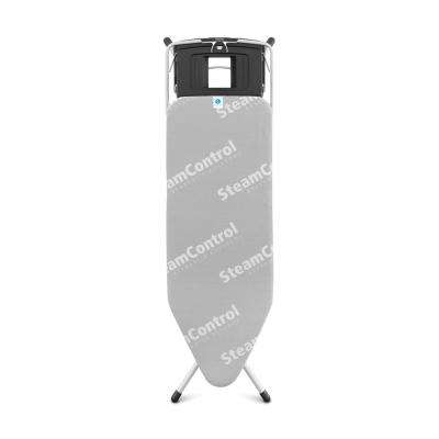 49 in. x 18 in. (124 x 45 cm) Ironing Board C with Foldable Steam Unit Holder