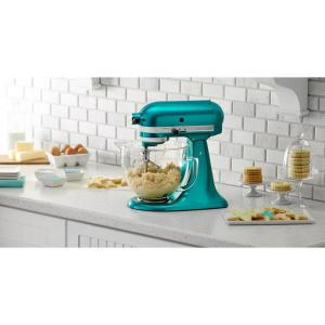 KitchenAid Artisan Designer 5 Qt. 10-Speed Sea Glass Stand ...