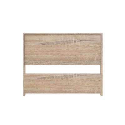 Thornton Driftwood Full/Queen Headboard