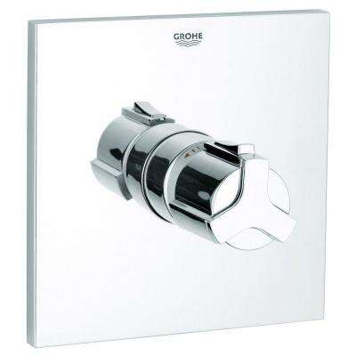 Allure Single-Handle Thermostatic Valve Only Trim Kit in StarLight Chrome (Valve Sold Separately)