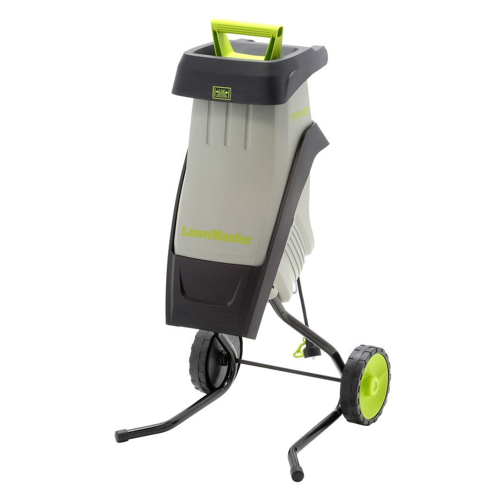 Lawnmaster 1.5 in. 15 Amp Electric Chipper Shredder-FD1501 - The ...