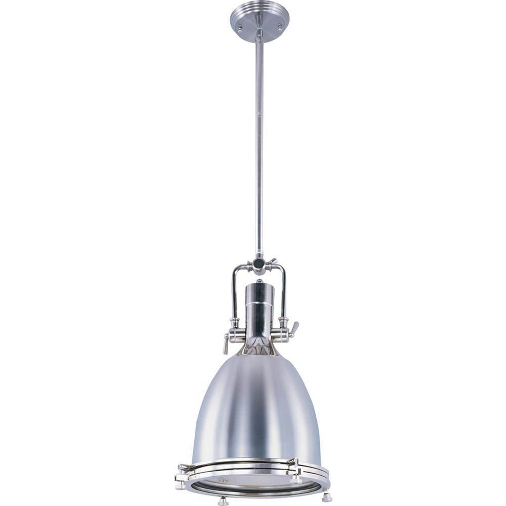 maxim lighting hi bay single pendant 25104ftpn the home depot