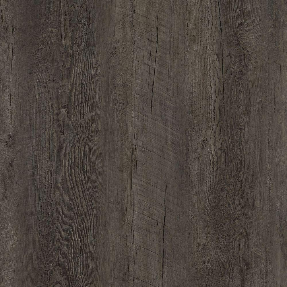 Allure isocore arezzo dark 8 7 in x 59 4 in luxury vinyl for Dark wood vinyl flooring