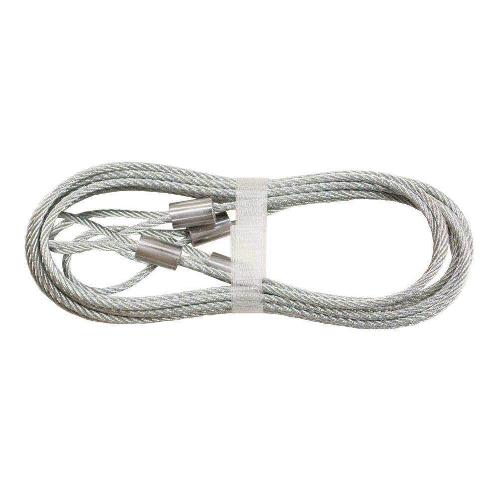 12 ft. Garage Door Extension Cables (2-Pack)