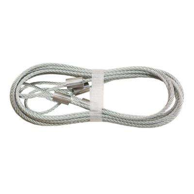 12 ft. Garage Door Extension Cables (2-Pack)