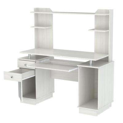 Keyboard Tray White Desks Home Office Furniture The Home Depot