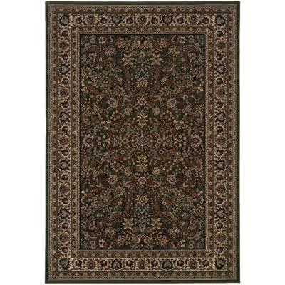 Westminster Green 7 ft. x 10 ft. Area Rug