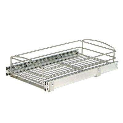 11 in. Wire Pull-Out Basket