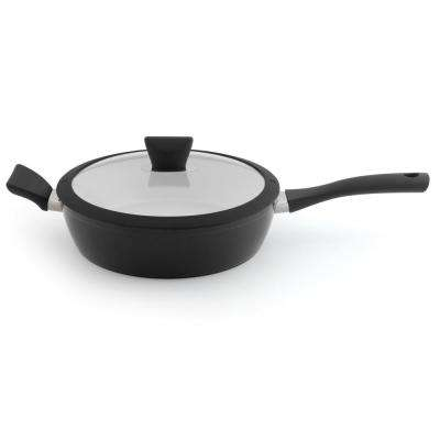 Eclipse 3.5 Qt. Aluminum Non-Stick 10 in. Saute Pan with Lid