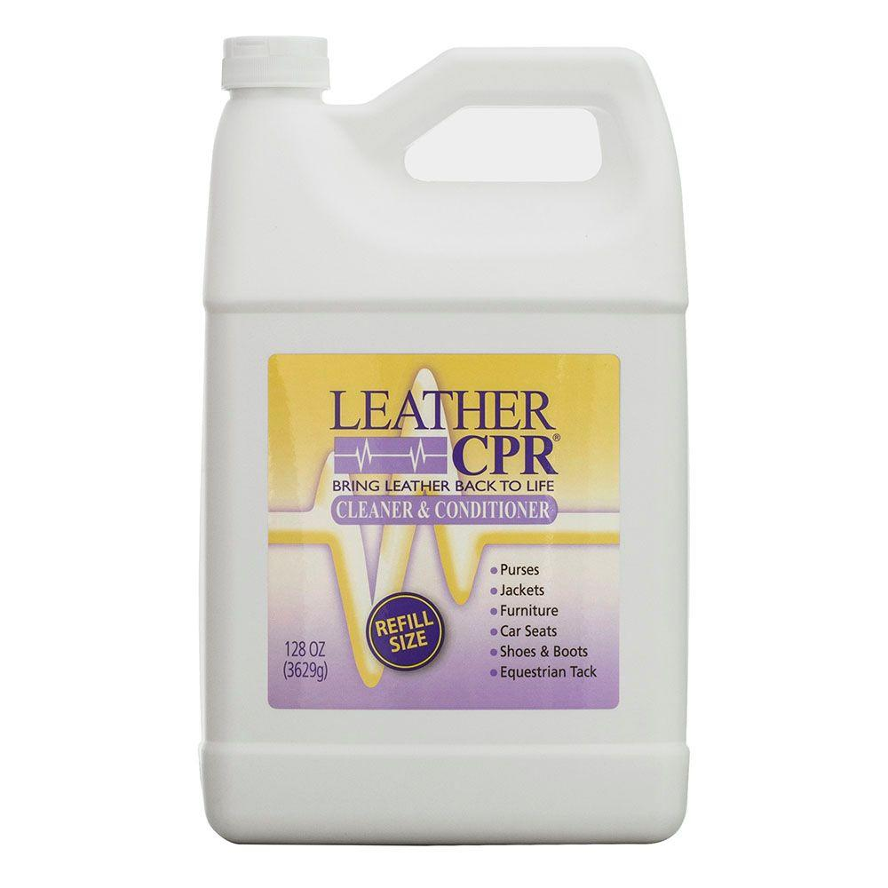 Leather CPR 128 oz  Cleaner and Conditioner