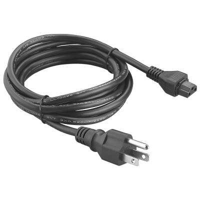 72 in. Power Cord, Black