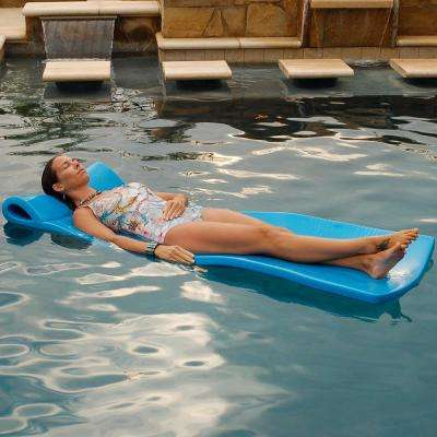 Foam Marina Blue Pool Float
