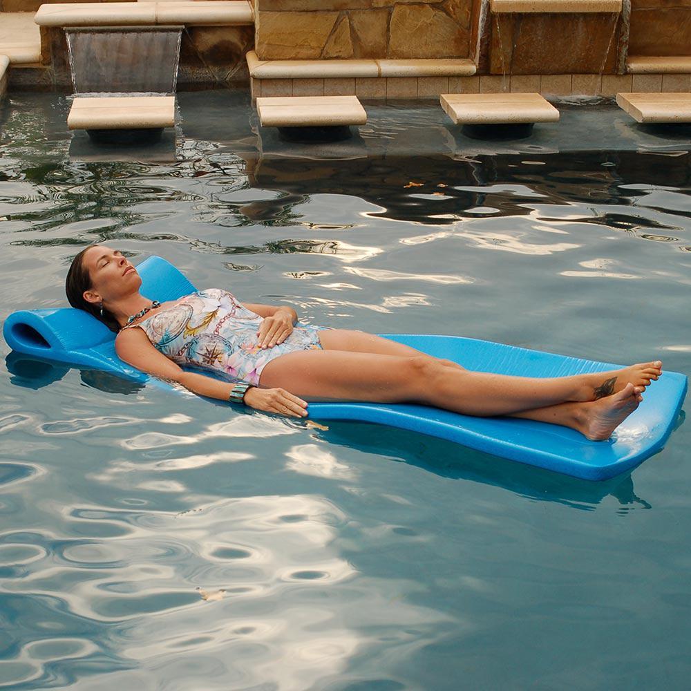 Texas Recreation Pool Float Sunsation Bahama Blue