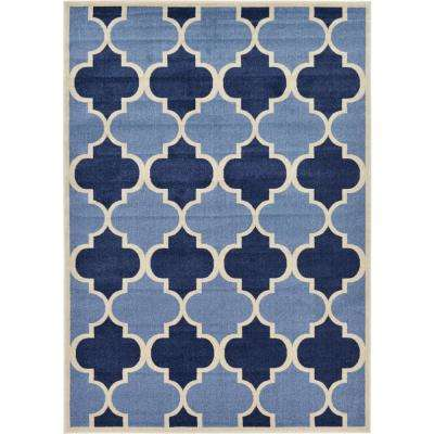 Blue Area Rugs The