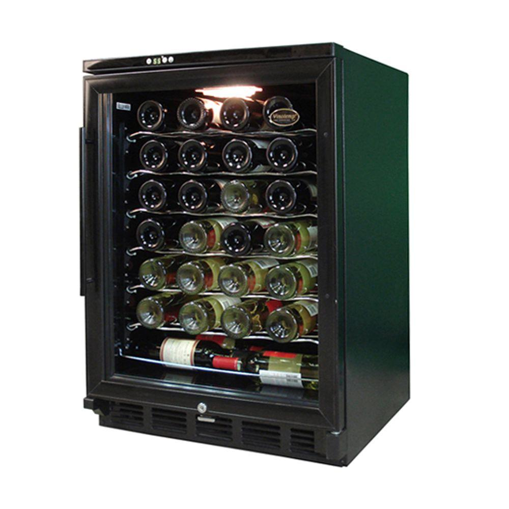 Vinotemp 58-Bottle Wine Cooler - DISCONTINUED