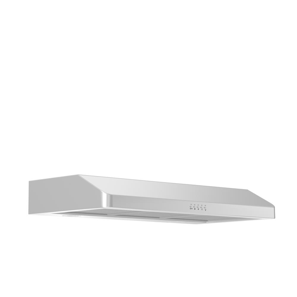 ZLINE Kitchen And Bath ZLINE 30 In. 530 CFM Under Cabinet Range Hood In  Stainless