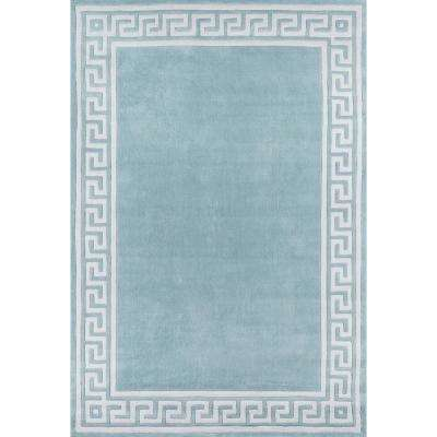 Bliss Mint 4 ft. x 6 ft. Indoor Area Rug