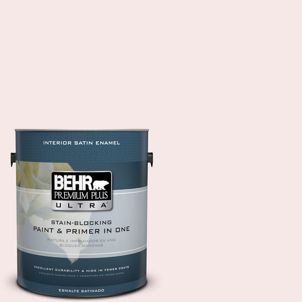 BEHR Premium Plus Ultra 1-gal. #150C-1 Musical Mist Satin Enamel Interior Paint